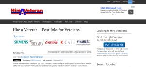 Hire a Veteran